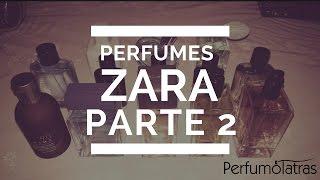 Perfume da ZARA é bom? Meus perfumes Zara #2