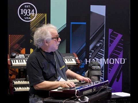 Jon Hammond Show 01 28 Broadcast MNN TV Jazz Blues and Soft News Winter NAMM Episode