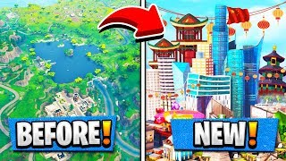 *NEW* Season 4 MAP is in CHINA! | Epic Leaked this PICTURE! ( Fortnite Update )
