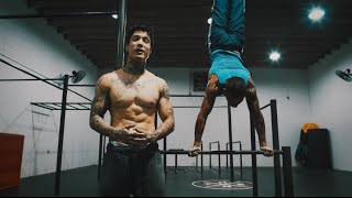 HOW TO HANDSTAND PRESS 2016 | THENX