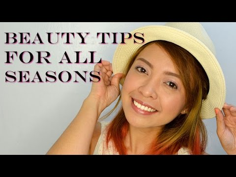 My Best Beauty Tips and Fashion Guide for All Seasons #BeautyBoundAsia #XxXX | Gen-zelTV