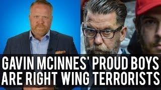 FINALLY!!! The FBI Accurately Classified Gavin McInnes' Proud Boys!