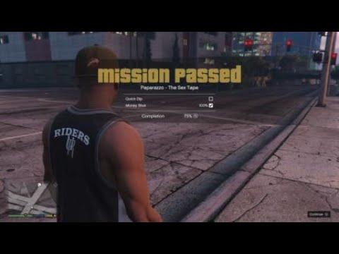 Xxx Mp4 Grand Theft Auto V Paparazzo The Sex Tape 3gp Sex