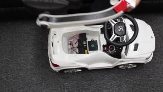 Luxury DIY: Assembling your Mercedes GL63 Kids Convertible Ride-On Push-Car and Rocking Chair