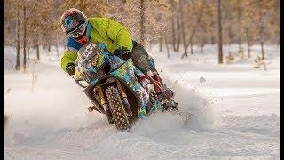 Streetbike ON ICE winter mayhem