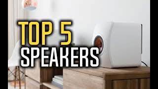 Best Speakers in 2018 - Which Is The Best Speaker For Its Own Category?