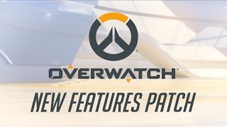 [NEW SOCIAL FEATURES] Endorsements & Looking for Group   Overwatch