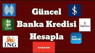 Banka Kredisi  Hesaplama Mevduat Faizi Hesaplama Banka Kampanyaları