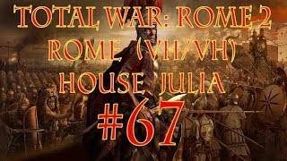 Total War: Rome 2 (Rome - House Julia) Episode 67 by SurrealBeliefs