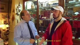 Visita à Tabacaria Embajadores no Uruguai