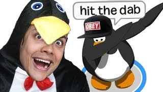 THEY LET ME PLAY CLUB PENGUIN ONE LAST TIME !!!