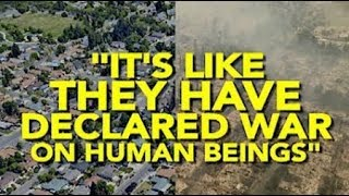 Breaking CA Wildfires Climate Change NWO Globalist United Nations Agenda 2030 Connection ? 11/13/18