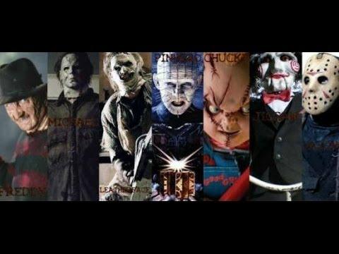 los mejores asesinos del cine de terror