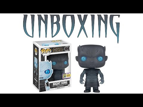 Xxx Mp4 FUNKO POP Game Of Thrones Night King Translucent Exclusive Unboxing German 3gp Sex