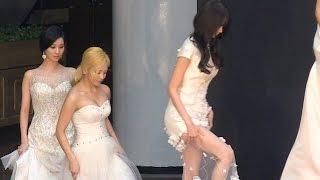 소녀시대(SNSD) 서현 드레스가 그만...(KBS 가요대축제)