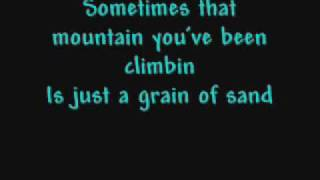 Carrie Underwood- So Small lyrics
