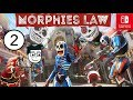 Morphies Law #2  ¿Multijugador Online?   ¡¡¡No hay nadie!!!   Nintendo Switch