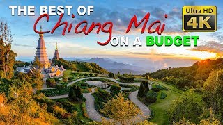 DIY Budget Travel (4K) - Best of Chiang Mai and Buatong Waterfall