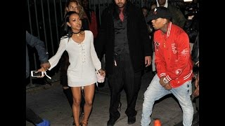 Chris Brown Questions Karrueche's