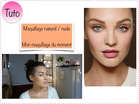 Xxx Mp4 Tuto Maquillage Nude Naturel Mon Maquillage Du Moment 3gp Sex