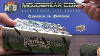 NFL HONORED CONTENDERS 3 BOX