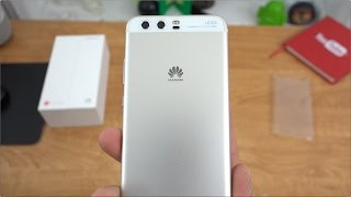 Huawei P10 Unboxing and First Impressions!