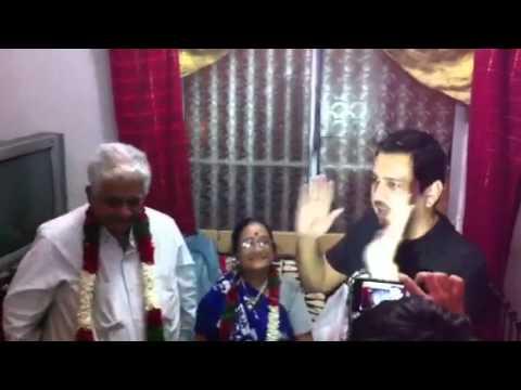 Kishan uncle Nalini aunty
