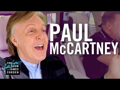 Download Lagu Paul McCartney Carpool Karaoke MP3