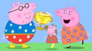 Peppa Pig English Episodes   Daddy Pig