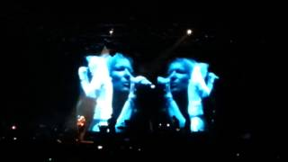 Portishead in Prague 19.6.2013 - Silence / opening song