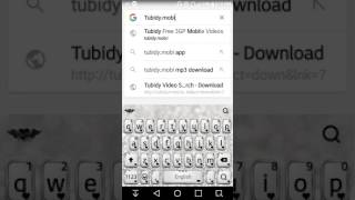 How to download music on Tubidy.
