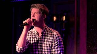 """Eric Michael Krop - """"Carry On"""" (fun.) Backstage at 54 Below"""
