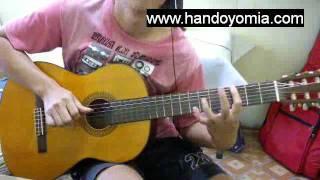 Cintaku Sampai Ke Ethiopia - Fingerstyle Guitar Solo
