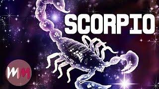 Top 5 Signs You're A TRUE Scorpio