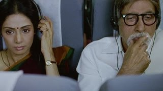 Amitabh Bachchan's courteous behaviour with Sridevi - English Vinglish | Sridevi Best Movie