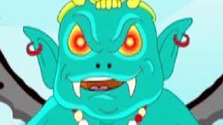Devil - শয়তান - Animation Moral Stories For Kids In Bengali
