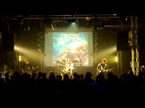Iron Savior Revenge Of The Bride Live Audiodrome 14.02.2014