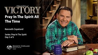Praying in the Spirit Strengthens You with Kenneth Copeland (Air Date 9-9-16)