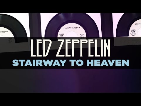 Led Zeppelin - Stairway To Heaven (Official Remastered Audio)