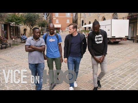 Migrant Crisis Tensions Turn Bloody In Europe | VICE on HBO (Bonus)