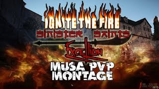 Black Desert - Ignite the Fire | Musa PvP Montage