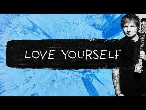 Ed Sheeran Love Yourself Audio