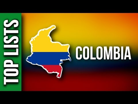 watch 10 Things You Didn't Know About Colombia