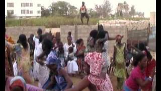 danse Africaine Serrere, les femmes se lâchent...!
