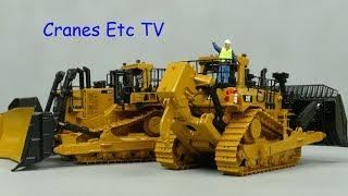 Diecast Masters Caterpillar D11T Dozers by Cranes Etc TV