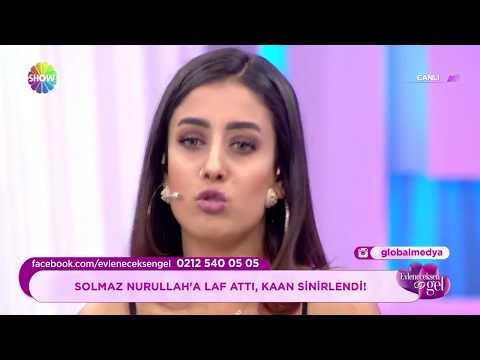 Solmaz, Nurullah'a laf attı, Kaan sinirlendi!