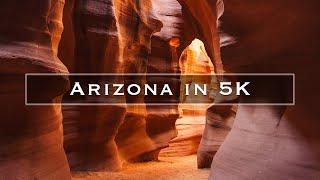 Arizona in 5K