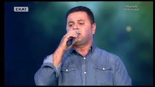 The Voice of Greece 4 - Blind Audition - TAMALLY MAAK - Samir Al-Belati