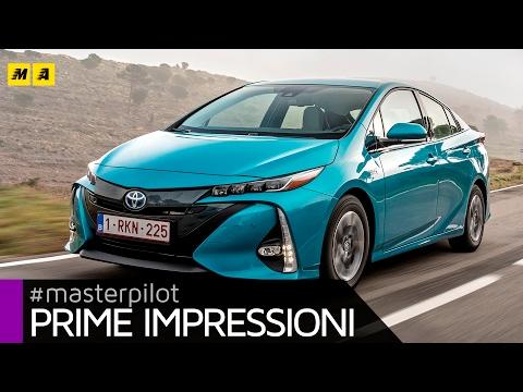 Toyota Prius Plug in Hybrid quella da 1l 100 km Primo test