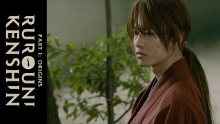 Rurouni Kenshin: Origins - Official Trailer - Movie 1